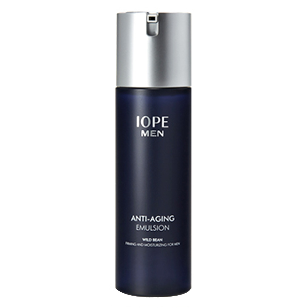 IOPE Men Anti-Aging Emulsion 120ml (weight : 280g)