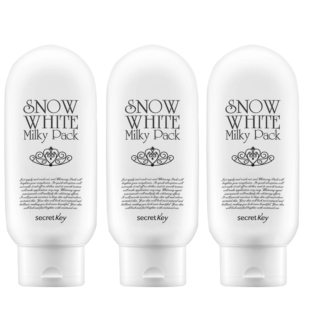 Welcome To For Korea Make Up Skin Secret Key Snow White Cream
