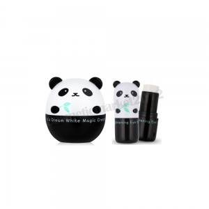 TONYMOLY Panda's Dream White Magic Cream 50g + TONYMOLY Panda's Dream Brightening Eye Base 9g SET