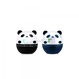 TONYMOLY Panda's Dream White Magic Cream 50g + TONYMOLY Panda`s Dream White Sleeping Pack 50g SET