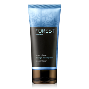 Innisfree Forest For Men Shaving & Cleansing Foam 150ml Renewal