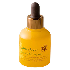 Innisfree Canola Honey Oil 30ml (weight : 150g)