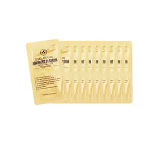 PURITO Snail Repair Advanced 91 Serum Sample 10pcs (weight : 40g)