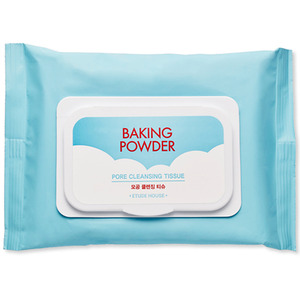Etude House Baking Powder Pore Cleansing Tissue 150g (30 sheets) (weight : 280g)