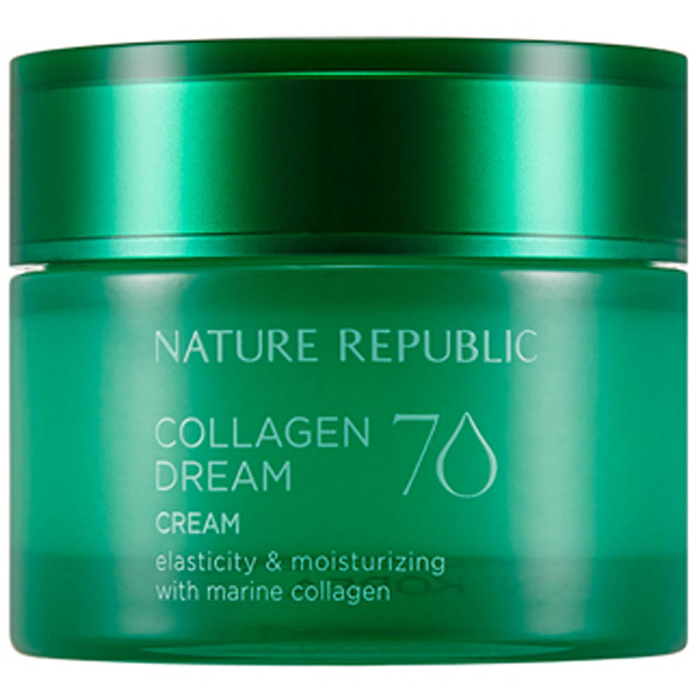 Welcome To For Korea Make Up Skin Nature Republic Bath Body Lotion Apple Mango Product Collagen Dream 70 Cream 50ml Weight 250g