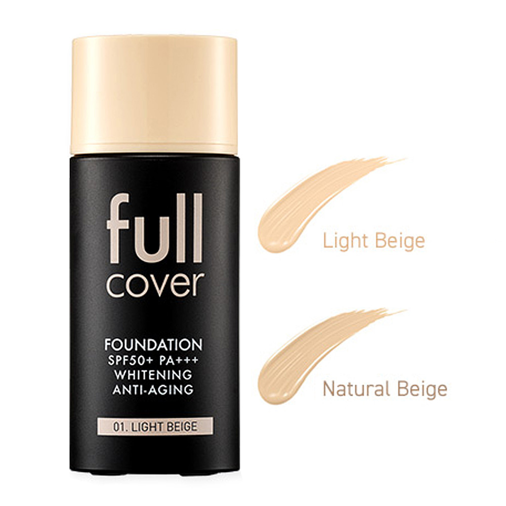 Etude House AC Clean up Mild BB Cushion SPF50 PA Natural Source · Product ARITAUM Full Cover Foundation SPF50 PA 35ml weight 90g