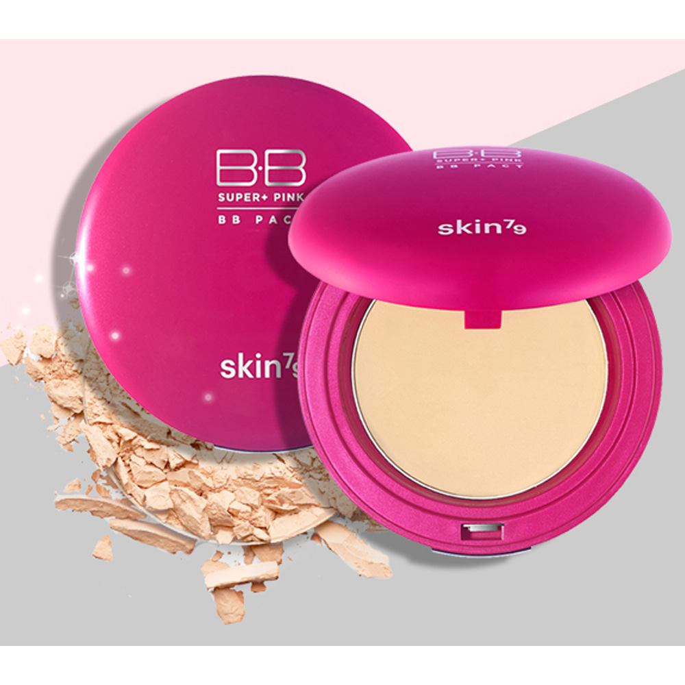 SKIN79 Super Plus Pink BB Pact SPF 30 PA++ 15g