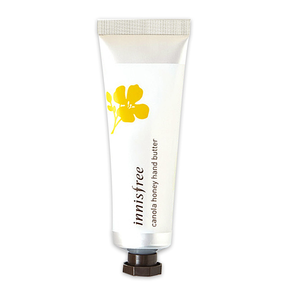 Innisfree canola honey hand butter 50ml