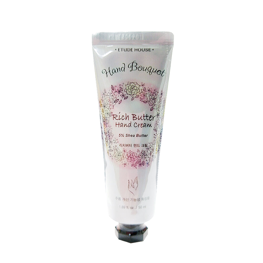 Etude House Hand Bouquet Rich Butter Hand Cream 50ml