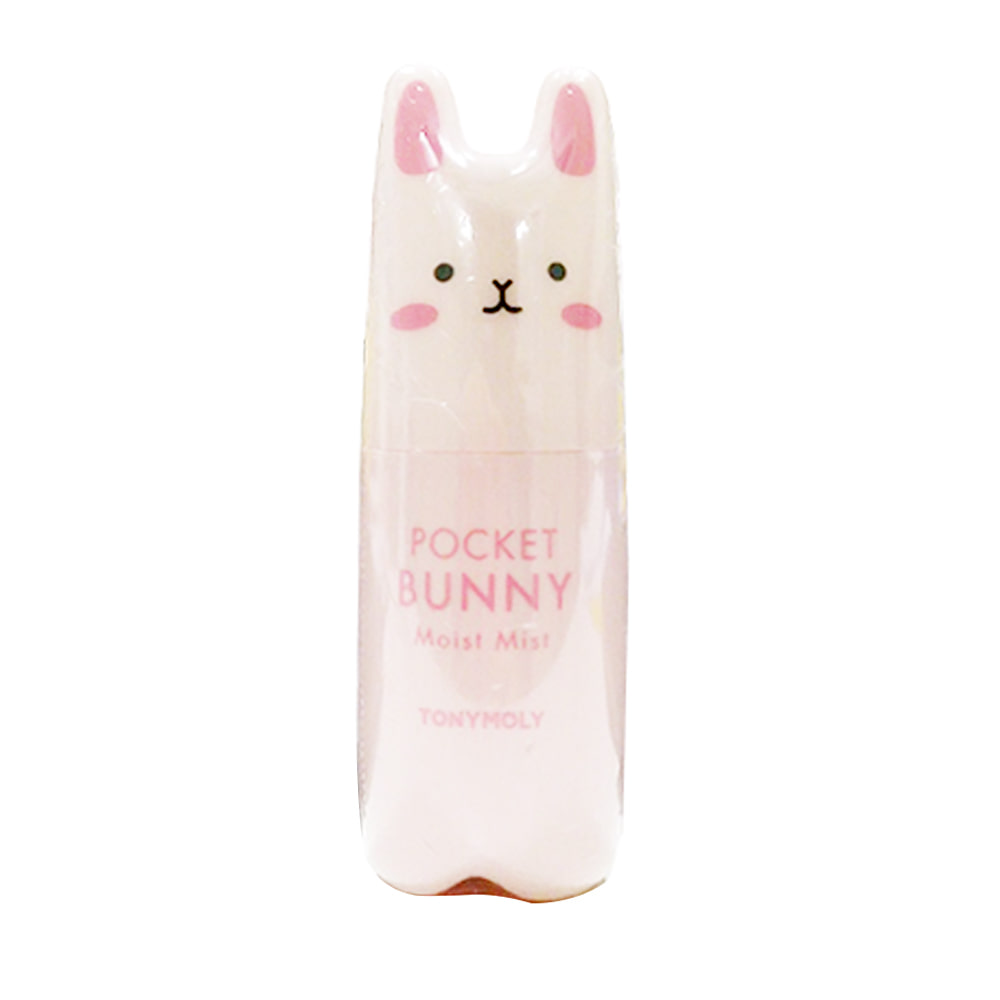 TONYMOLY Pocket Bunny Moist Mist (For Dry Skin) 60ml Renewal (weight : 130g)
