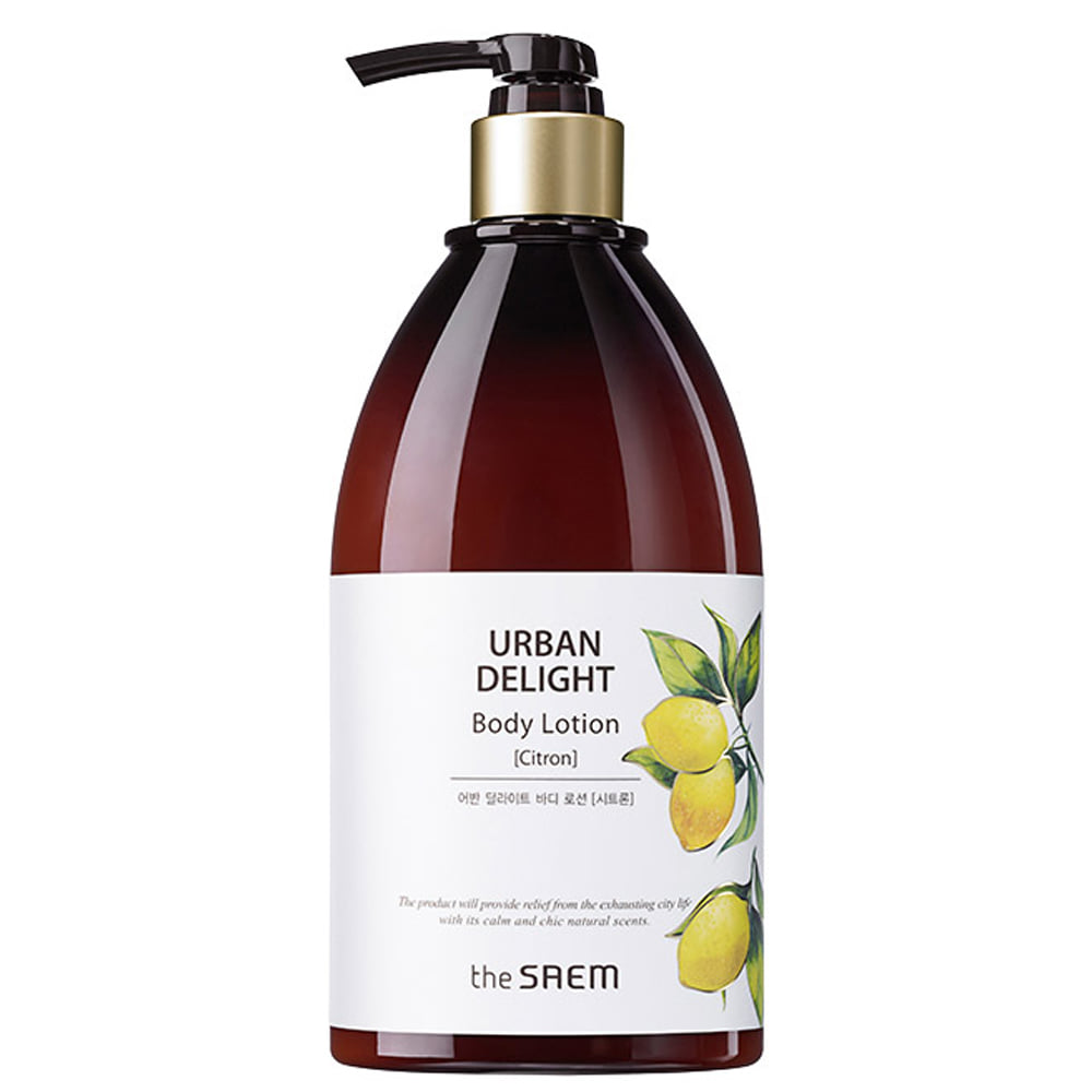 Welcome To For Korea Make Up Skin Nature Republic Bath Body Lotion Apple Mango Product Thesaem The Saem Urban Delight Citron 400ml Weight 540g
