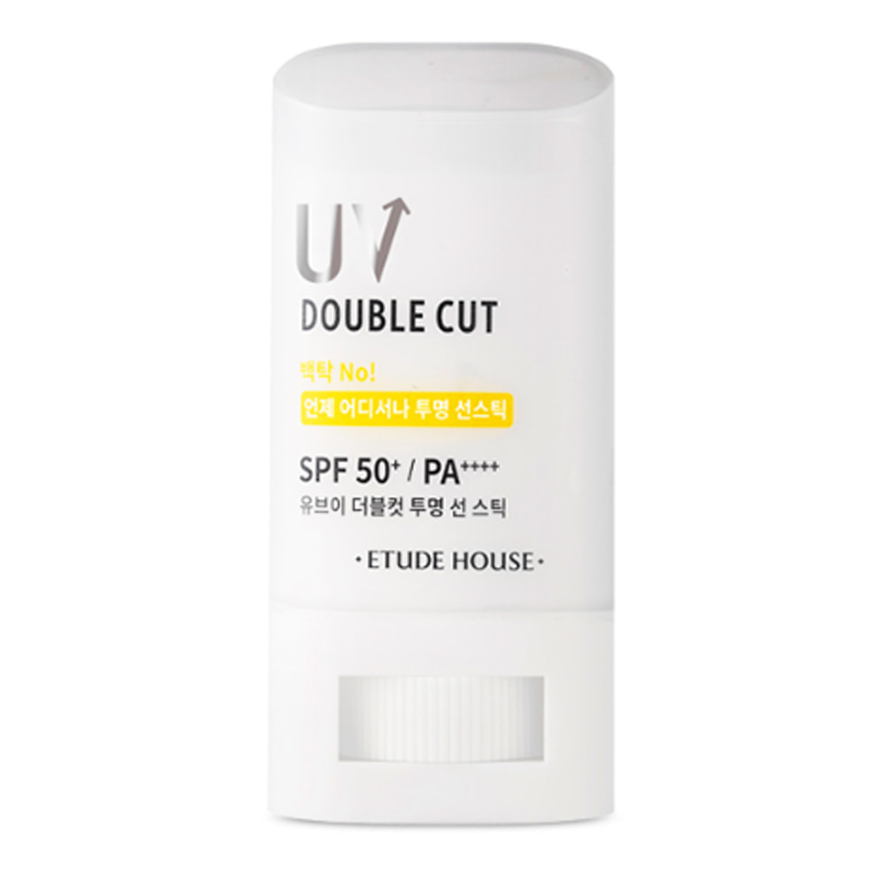 Etude House UV Double Cut Clear Sun Stick SPF50+ PA+++ 19g