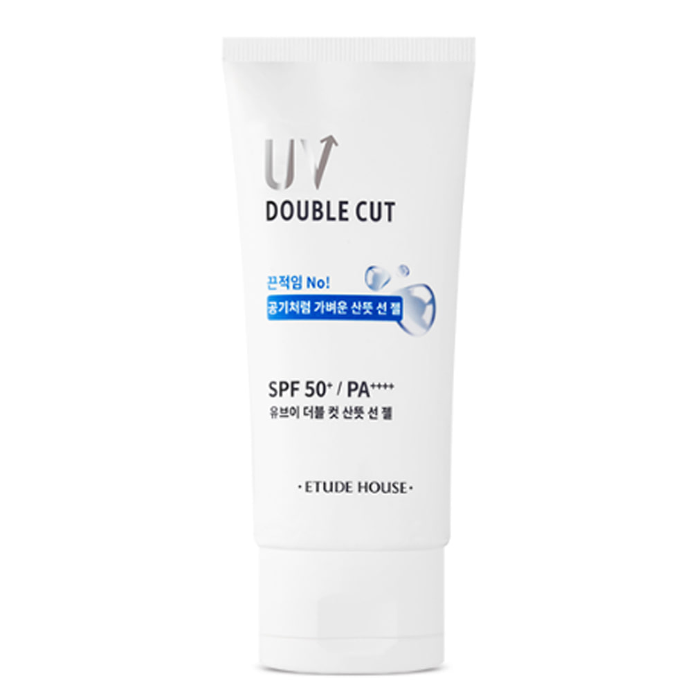 Etude House UV Double Cut Fresh Sun Gel SPF50+ PA++++ 50ml