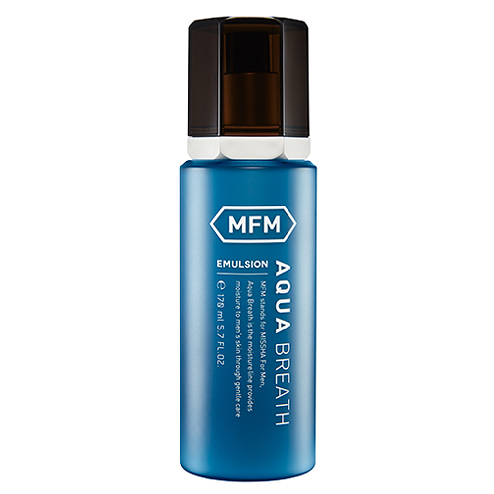 MISSHA For Men Aqua Breath Emulsion 170ml