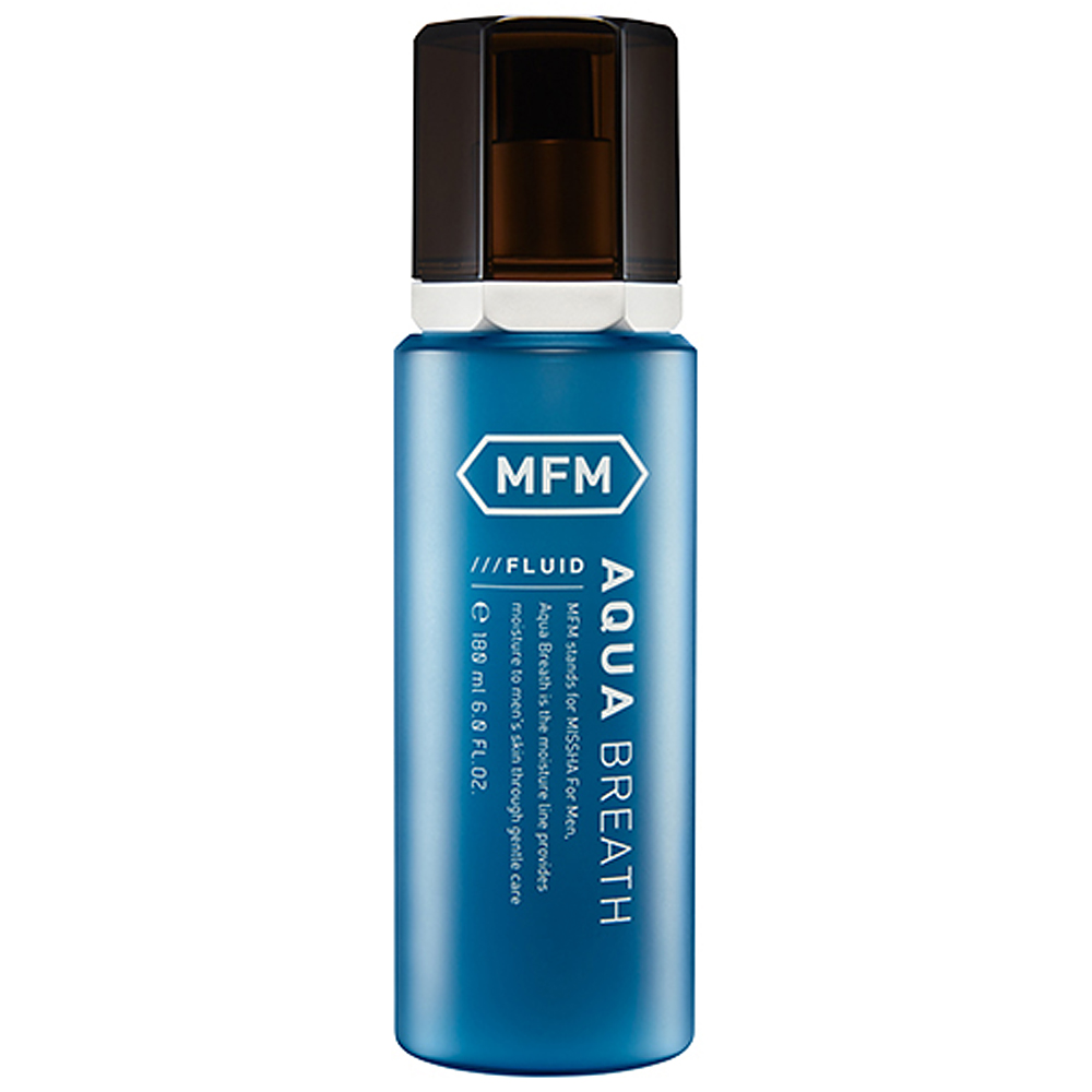 MISSHA For Men Aqua Breath Fluid 180ml